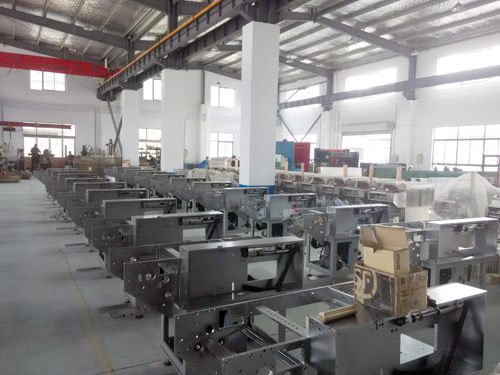 生产车间-山东奇润机械设备有限公司